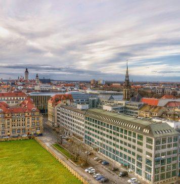Leipzig Stadtbild
