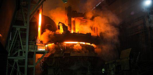 Stahlproduktion / Pixabay