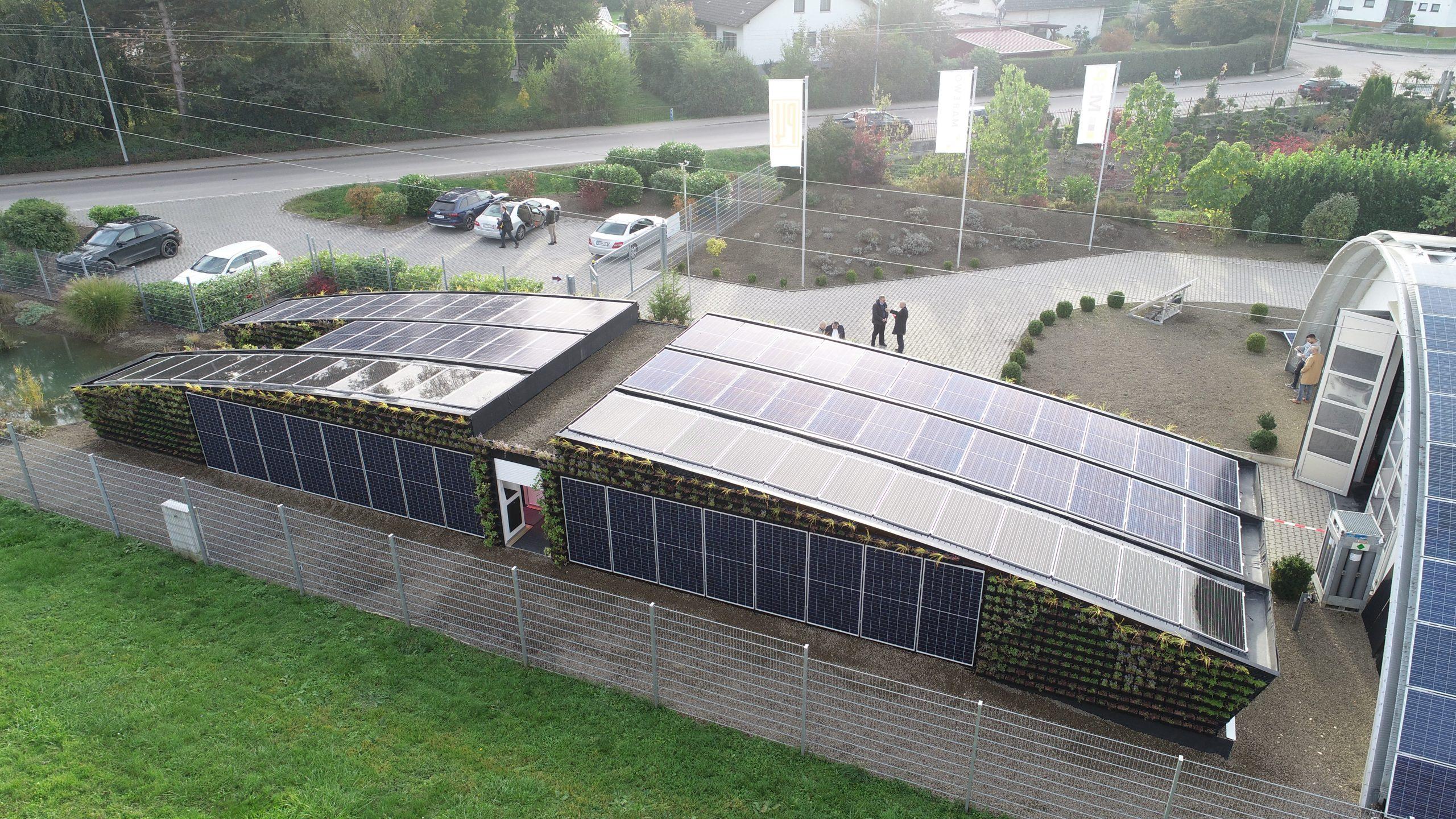 Solar-Dome der Mabewo AG