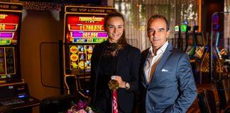Spielbank Berlin ehrt Elena Krawzow für Olympia-Gold in Tokio